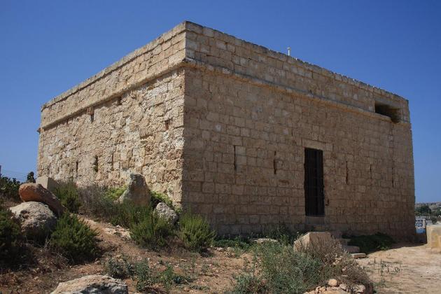 Westreme Battery – a unique coastal fort at Mellieħa