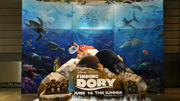 Finding Dory Breaks Box Office Records On Opening Weekend