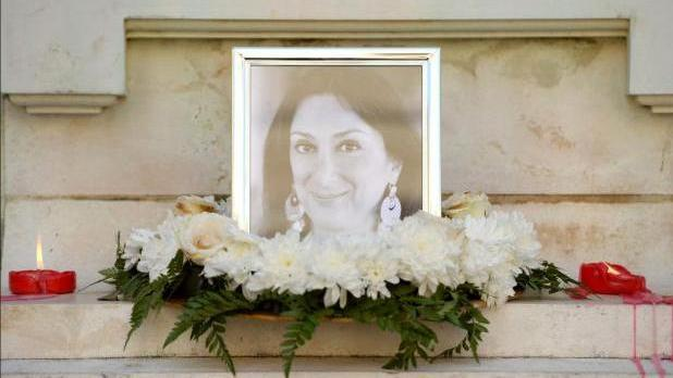 Ms Caruana Galizia's work often implicated leading political and business figures.