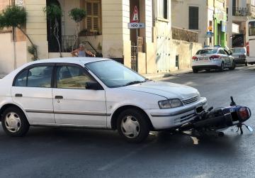 Motorcyclist injured in Birkirkara