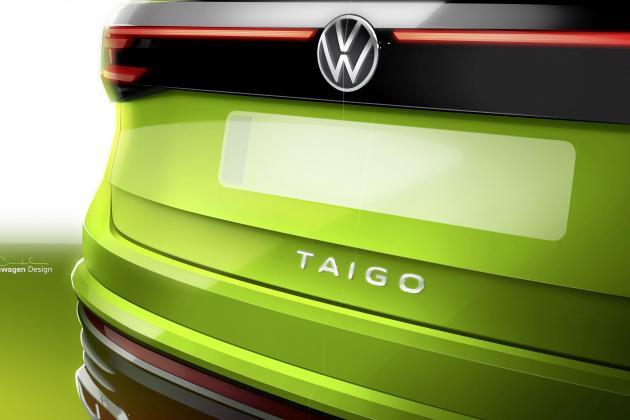 The Taigo is on its way