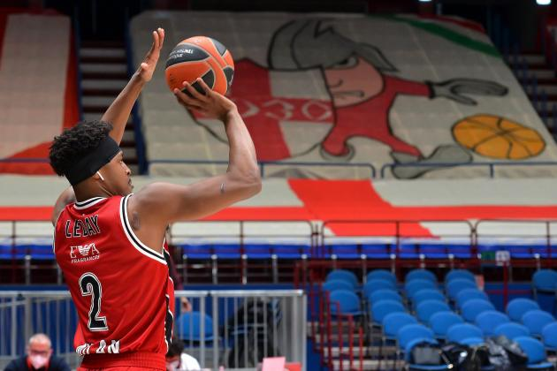 LeDay earns clutch victory for Milan as Efes crush Real Madrid