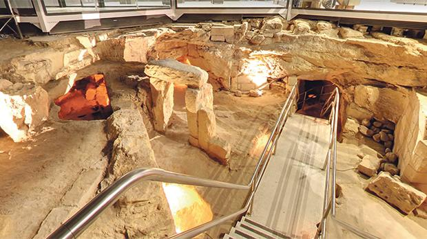 Thanks to Google Street View, you can now step into the Ħal Saflieni Hypogeum in Paola.
