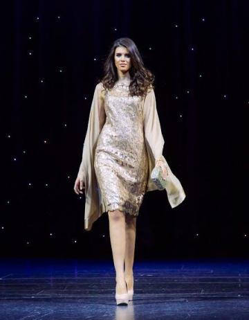 Luisa Spagnoli fashion show aboard cruise liner raises €12 519bf54fca2