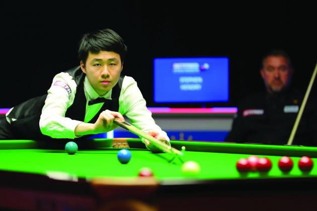 Xu Si ends Stephen Hendry's World Championship dream