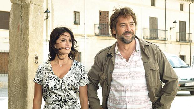 Real-life couple Penélope Cruz and Javier Bardem play former lovers in Everybody Knows.