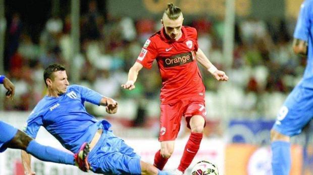Bogdan Gavrila (right) will feature for Valletta next season.
