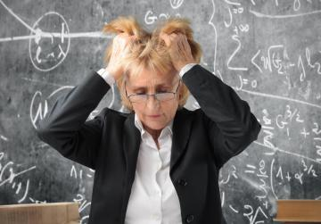 41% of UK teachers experiencing high levels of stress