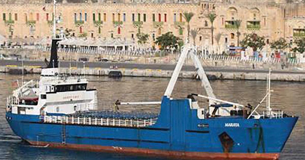 Maltese shipper 'involved in major drug smuggling ring'