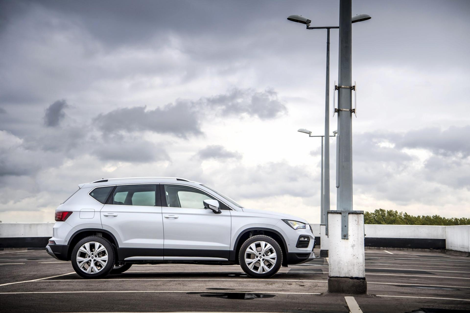 The Ateca has proved hugely popular for Seat.
