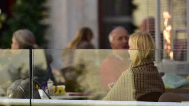 Locals spend a significant chunk of their income on eating out. Photo: Mark Zammit Cordina
