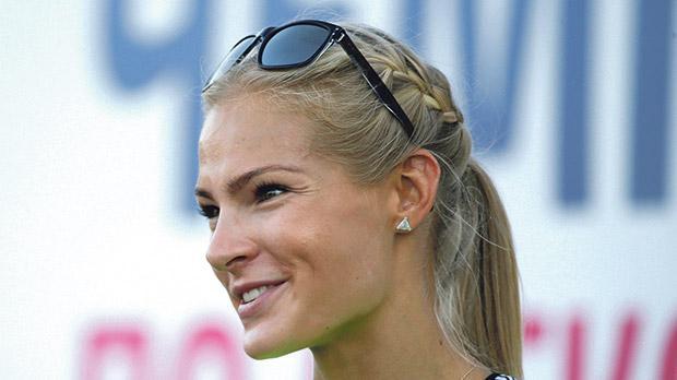 Darya Klishina... to compete in Rio Games.