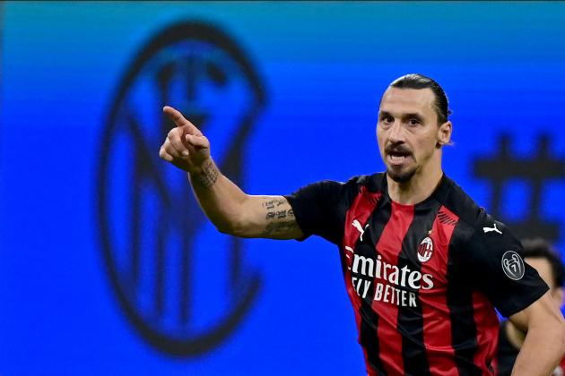 Ibrahimovic signs new AC Milan deal to take him past 40th birthday