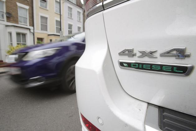 Safety group calls for restriction on SUVs around towns and cities