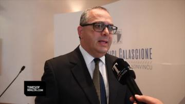 Watch: Perici Calascione highlights party achievements as he bids to become PN leader