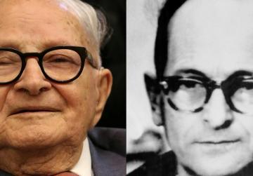 Eichmann's captor, former Israeli spy Rafi Eitan, dies aged 92
