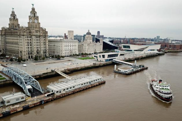 UNESCO removes Liverpool from world heritage list