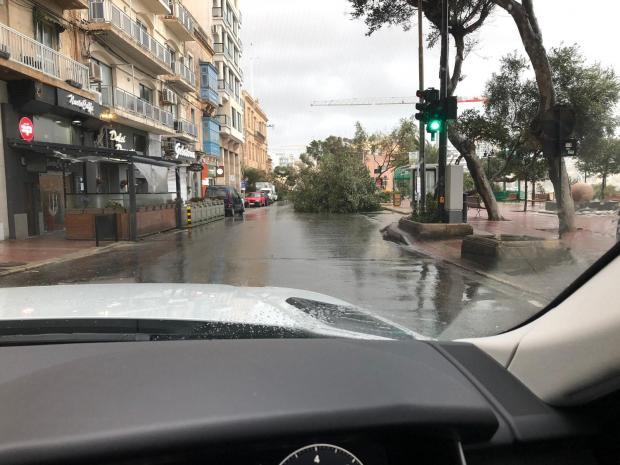 Tower Road, Sliema
