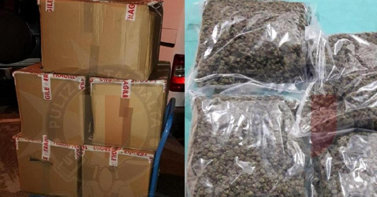 Three Charged With Drug Offences After Marsaxlokk Cannabis