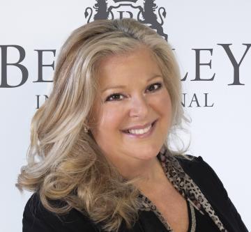 Berkeley International's resident Brand Ambassador for Malta, Charmaine Slottsdahl.