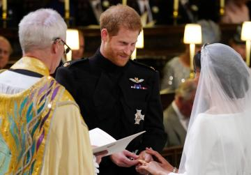 Harry had to get permission from queen to sport beard at his own wedding