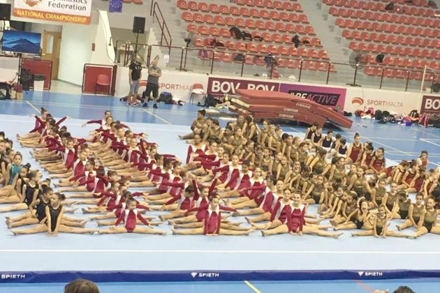 Malta Gymnastics receives financial assistance from FIG during COVID-19 pandemic