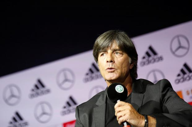 Joachim Loew will remain in charge of the German national team until 2022.