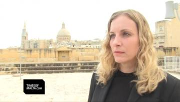 Watch: Malta failing to guarantee freedom of expression - NGOs | Rebecca Vincent from Reporters without Borders highlighted concerns about press freedom in Malta. Video: Mark Zammit Cordina