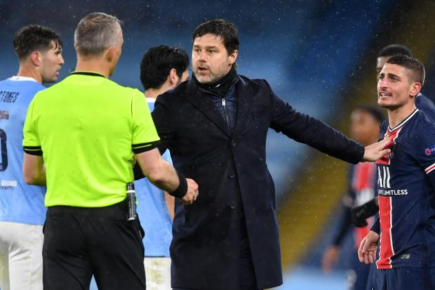 Disappointed Pochettino says PSG 'deserved better'