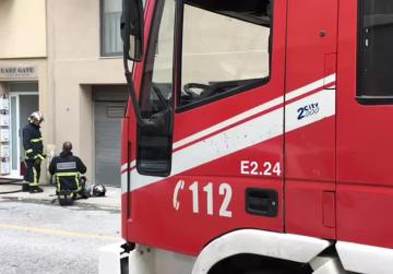 Watch:  Fire put out after three evacuated in Msida