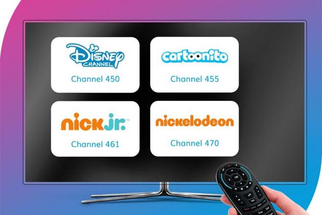 Melita opens access to kids' channels
