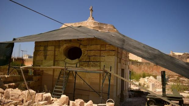 St George's chapel.