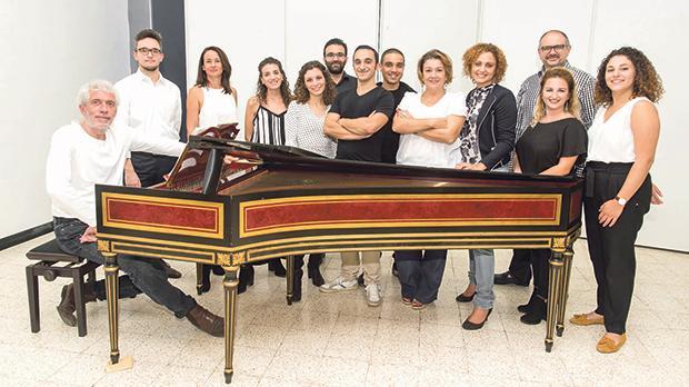 The Monteverdi Project. Photo:JustinMamo