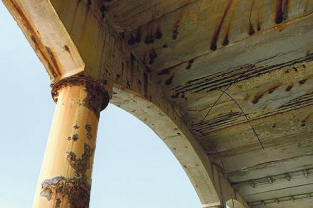 Parts of Balluta promenade closed off for repair works