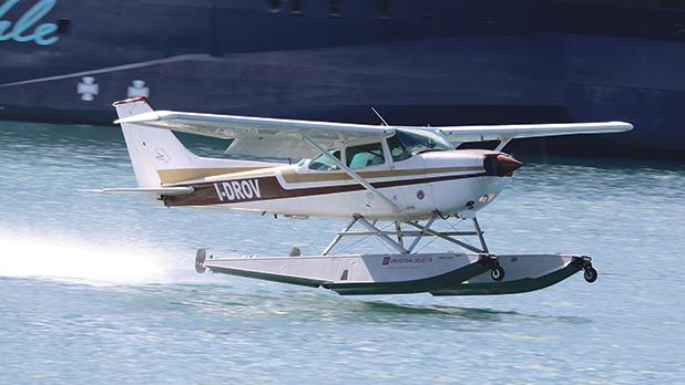 the seaplanes are back