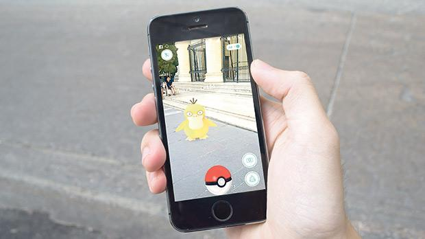 """Despite the unbearable heat, a lot of people working in Valletta are ditching the AC to go out and walk through the streets in their break periods to catch Pokémon."""
