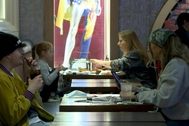 Britons splash lockdown cash on dining, gardens - and pets