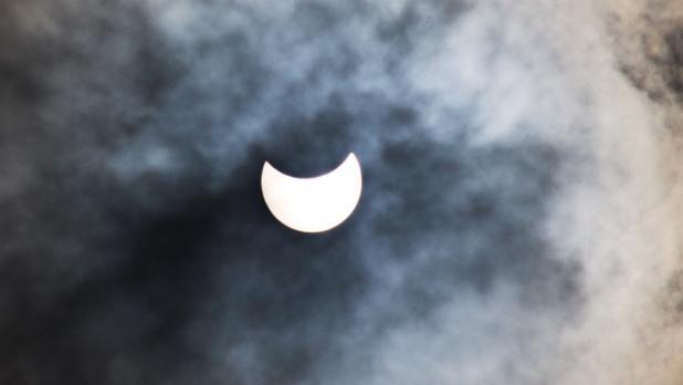 Solar eclipse. Photo: Nicholas Grech