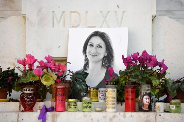Daphne Caruana Galizia's family hopes guilty plea a step towards 'full justice'