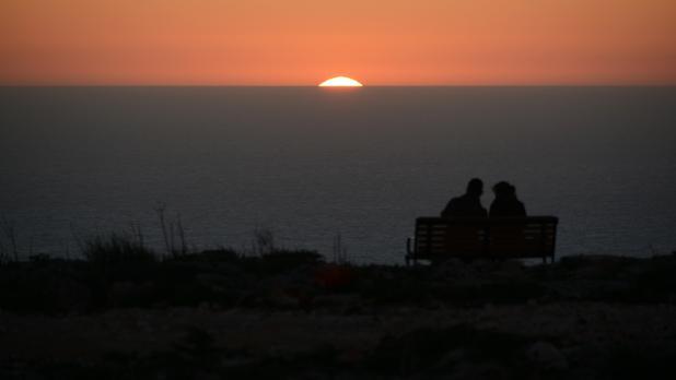 Dingli sunset. Photo: Martin Seychell