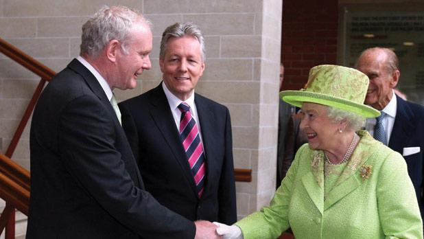 Martin McGuinness, from IRA commander to peacemaker