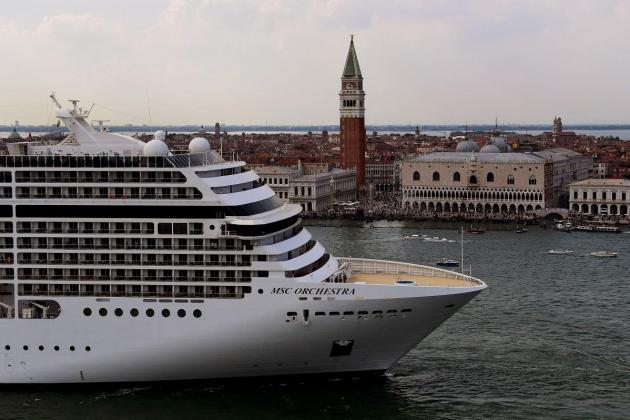 Venice dodges UNESCO endangered listing after big ship ban