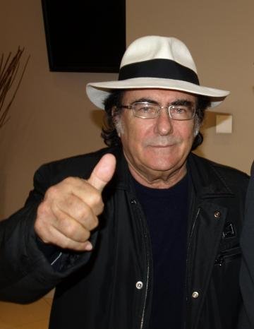 Al Bano - an unlikely national security threat. Photo: Wikipedia
