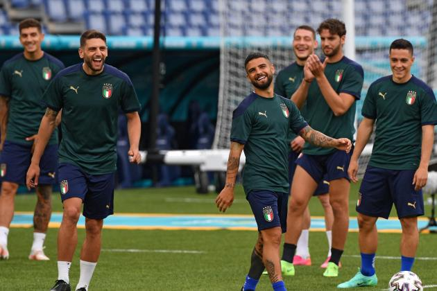Italy and Turkey get ball rolling as Euro 2020 begins under COVID-19 cloud