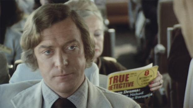 In Pulp, Michael Caine plays a desperate writer of bad pulp novels under suggestive pseudo-names.