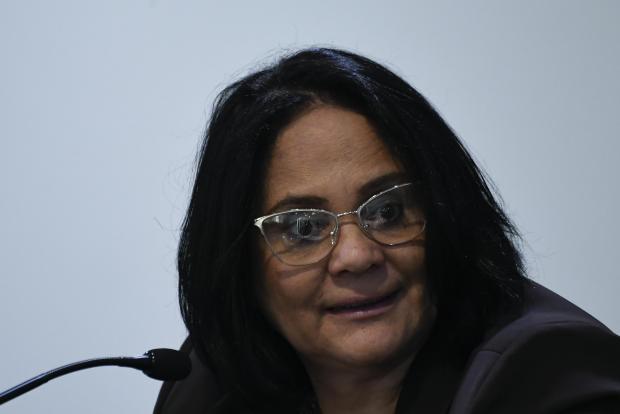 Ms Alves. Photo: AFP
