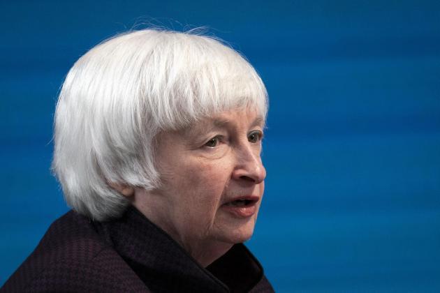 Asian markets swing after Yellen spooks Wall Street, eyes on US jobs
