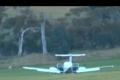 Australian plane makes emergency landing after elderly passenger seizes controls