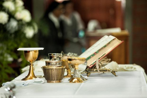 Pope Francis is trying to make Communion more inclusive. Photo: Shutterstock