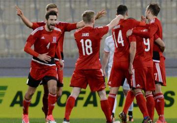 Malget's late goal sinks Malta